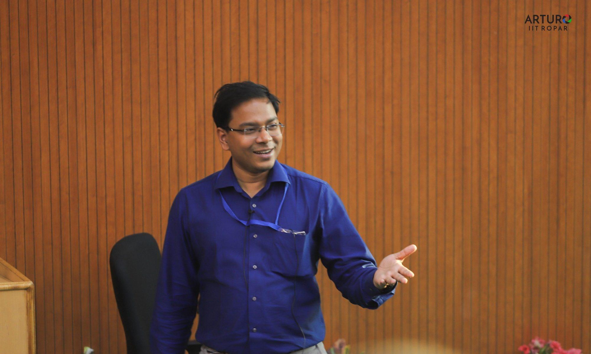 Dr. Ashish Sahani